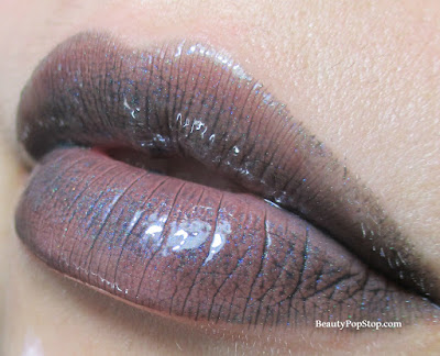 mufe plexi-gloss 502P swatch