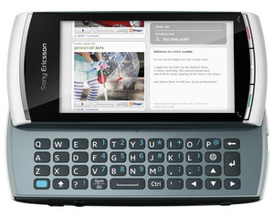 Sony Ericsson Vivaz Pro lands on Rogers