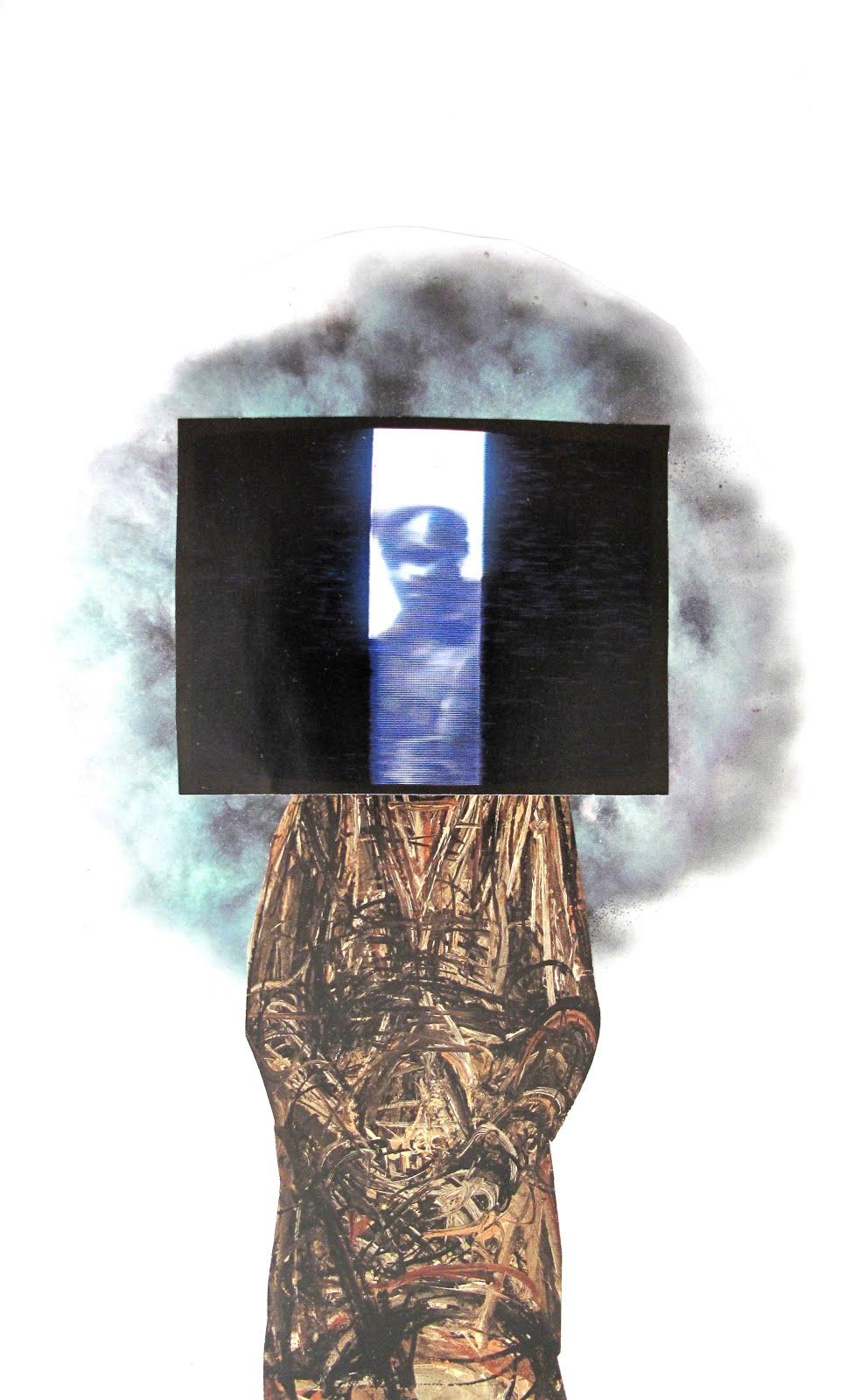 Modernismo Anacronico Collage #1