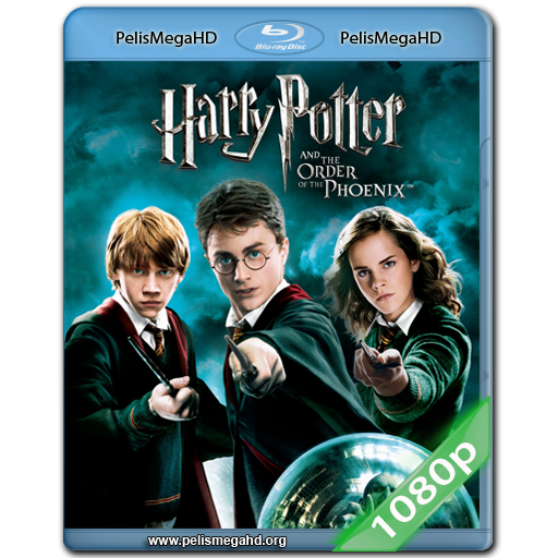 HARRY POTTER Y LA ORDEN DEL FÉNIX (2007) FULL 1080P HD MKV ESPAÑOL LATINO