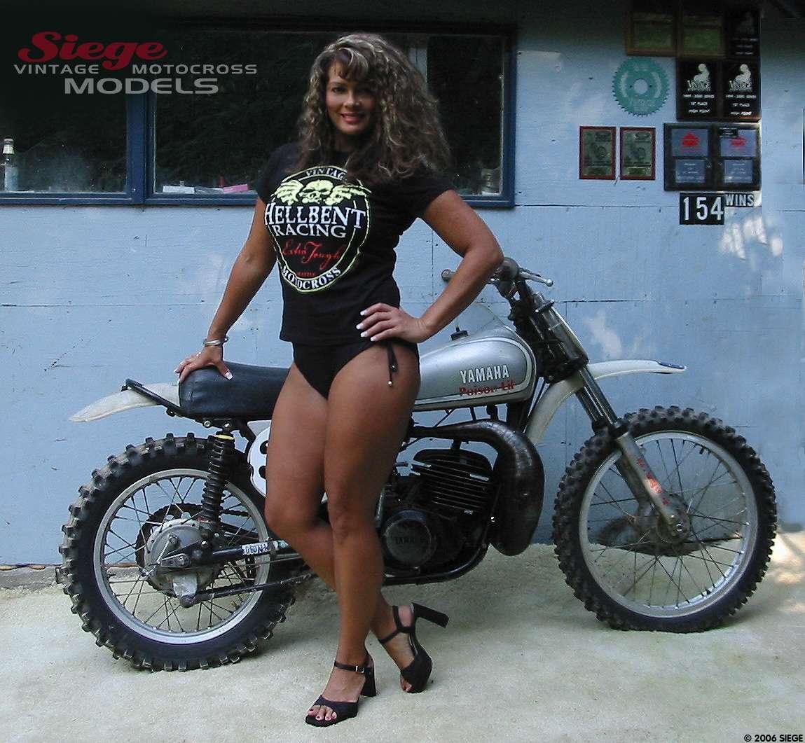 biker excalibur ii biker girls