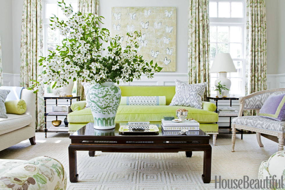 Ashley Whittaker Decorates A Sunny Westchester Home The Glam Pad