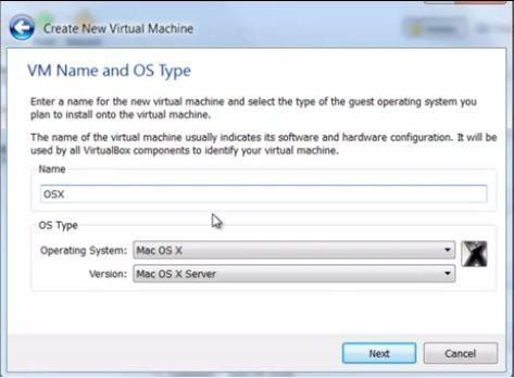 mac os x 10.6 virtualbox image download