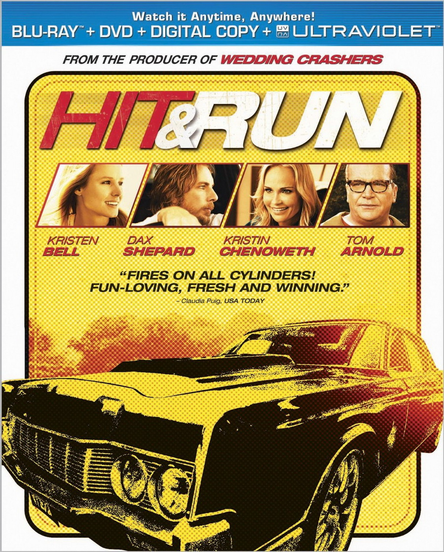 Hit and Run ระห่ำล้อเหาะเจาะทะลุเมือง HD 2012