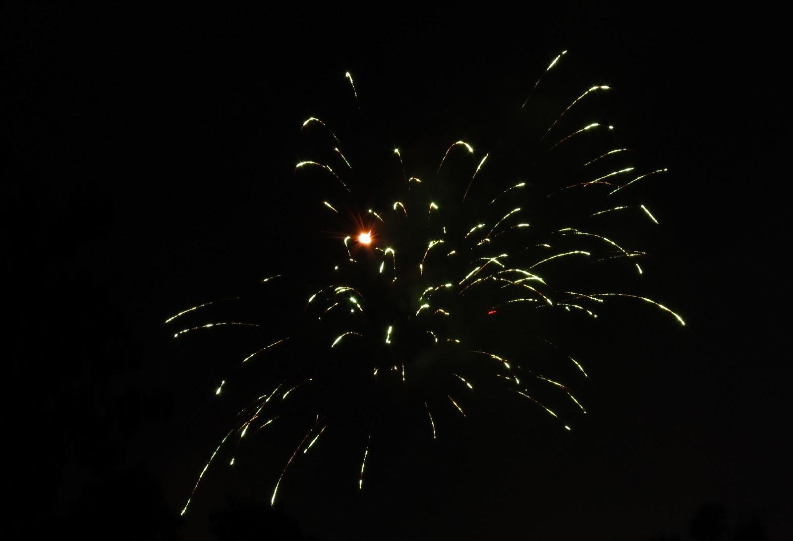 Colourful rocket fireworks for diwali