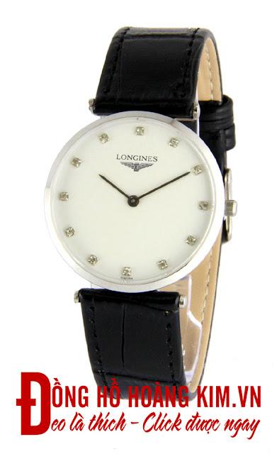 Đồng hồ nam longines L130 dành cho sinh viên