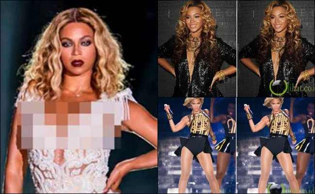 5 Kejadian Sial Beyonce saat Manggung