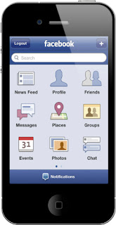 Aplikasi Messaging Facebook  Dirilis untuk iPhone & Android
