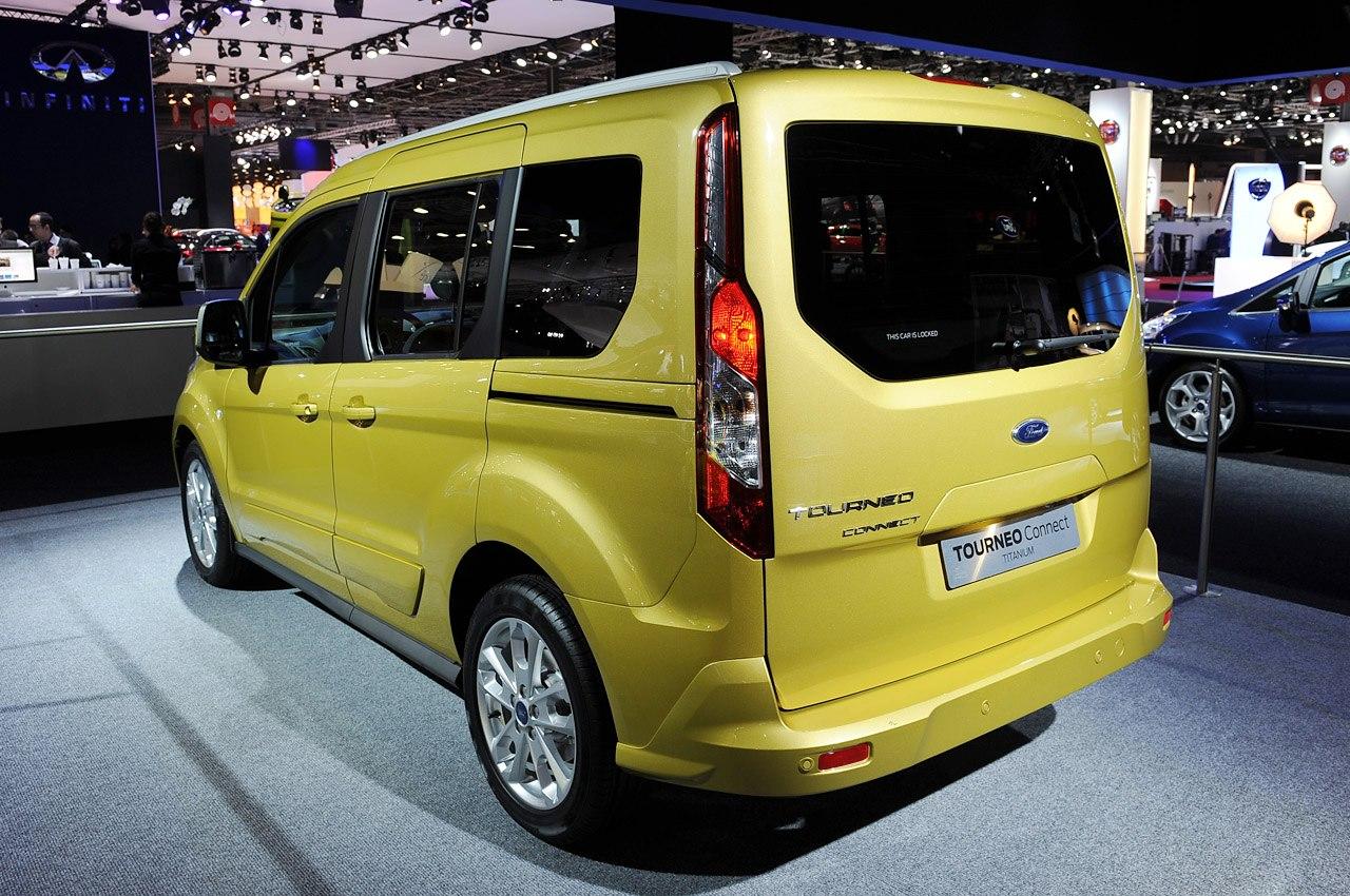 2013 Ford Tourneo Connect Özellikleri Fiyatı ve Resimleri Hakkında