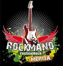 Rosendo o Barón Rojo al festival Rockmano de Mérida