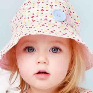 Gambar Bayi Bermata Cantik