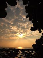 Sunrise - Teluk Iskandar Inn, Mersing
