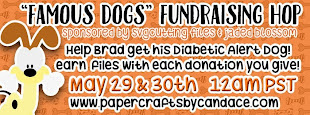 """Famous Dogs"" Fundraising Blog Hop"