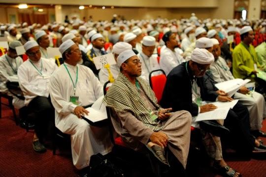 Harun Taib mahu PAS laksana Islam tanpa rasa takut