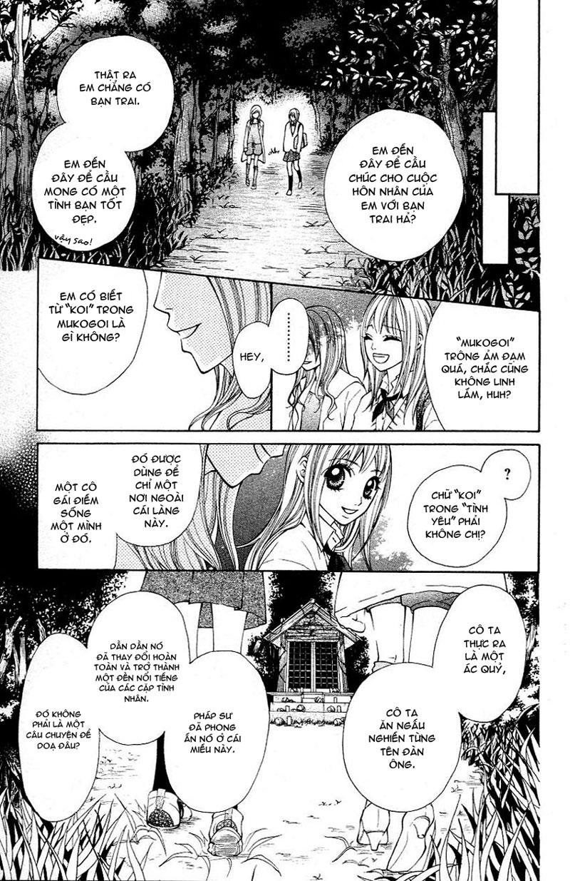 Tenchi Shinmei chap 3 - Trang 14