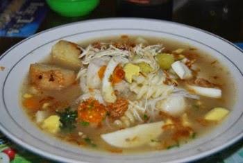 Resep membuat Soto Banjar khas Banjar