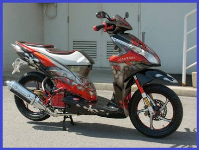 Honda Vario Techno CBS_Modifikasi Racing Motor Kontes-Kumpulan Gambar Modifikasi Motor.1.jpg