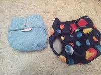 night nappies, cloth nappies, tots bots wrap, lollipop nappy
