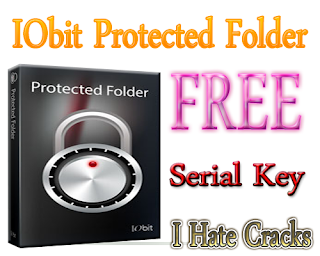 IObit Protected Folder V1.2.0 Serial Key (Limited Time)