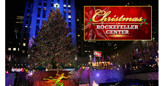 Christmas TV History: November 2013