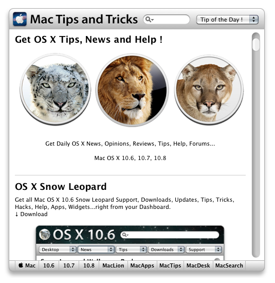 25. Mac Tips and Tricks