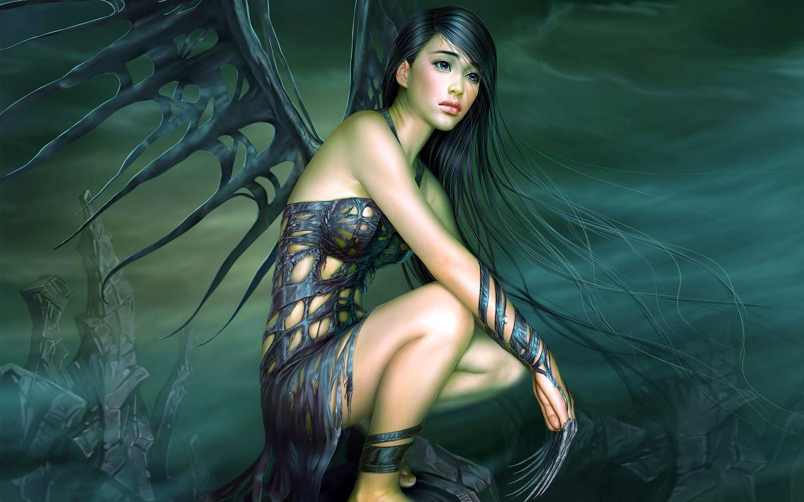 Bonewallpaper best desktop hd wallpapers angel photo - Angel girl wallpaper ...
