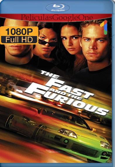 Rapido y Furioso (2001) BDRip [1080p] [Latino] [GoogleDrive]