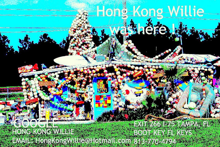HONG KONG WILLIE  ARTS, Tampa art Galleries