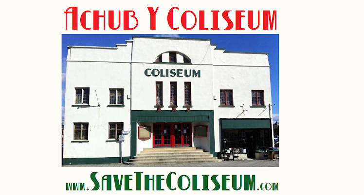 Save the Coliseum