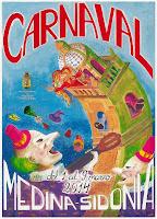 Carnaval de Medina Sidonia 2014 - Canción de Carnaval - Javier de la Jara Moreno
