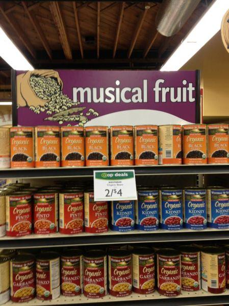 Fruta musical