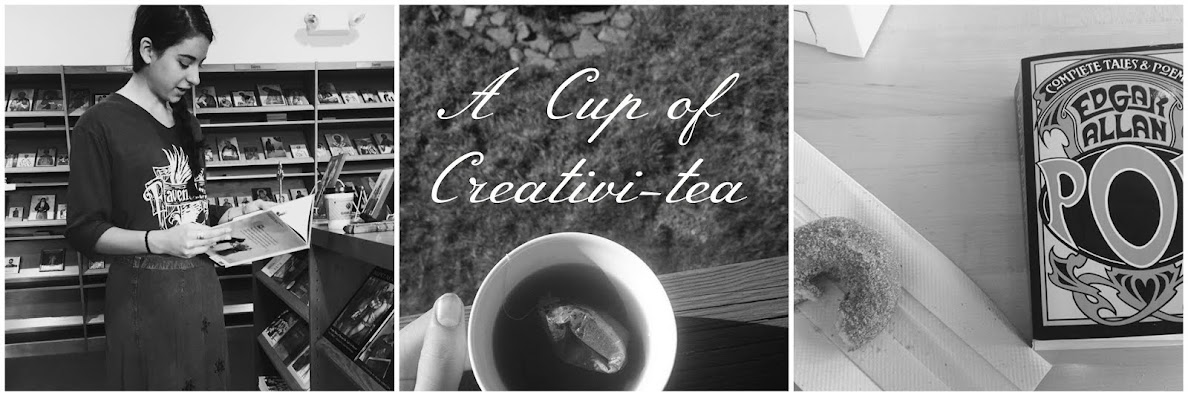 A Cup of Creativi-tea