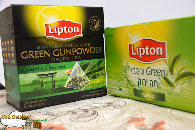 green tea lipton