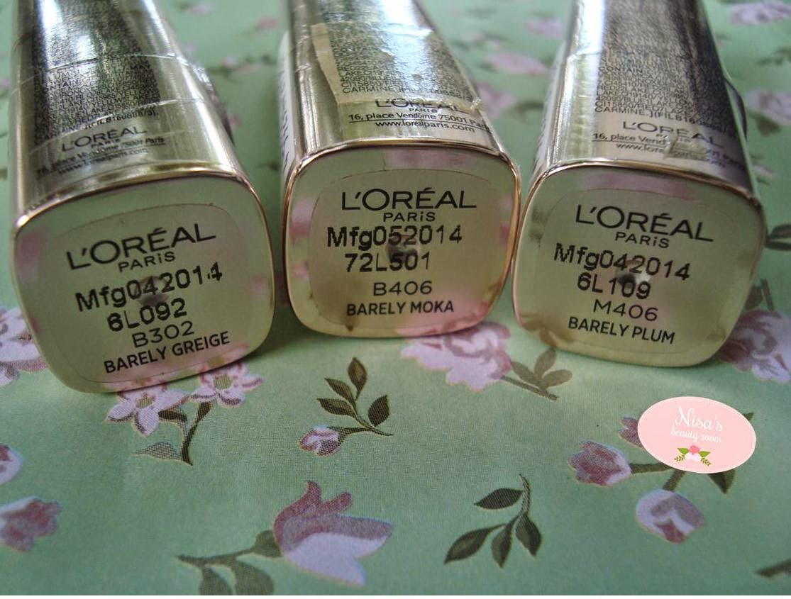 Review Color Riche Collection Star Nude