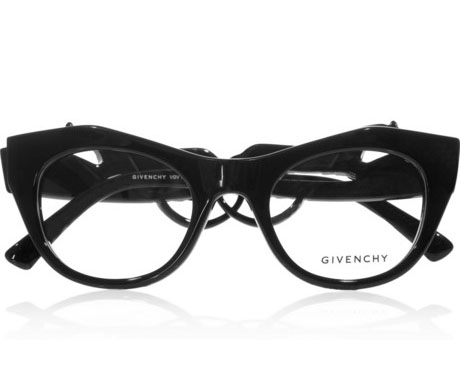 Cat Eye Acetate And Water Snake Sunglasses