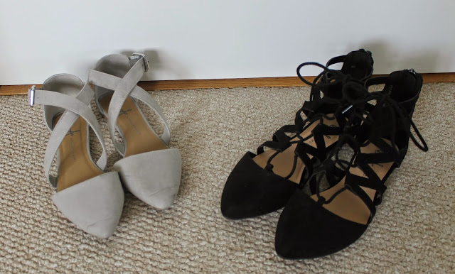 Primark Pointy Flat Shoes and Sandals Fashion Blogger Blog Shopping