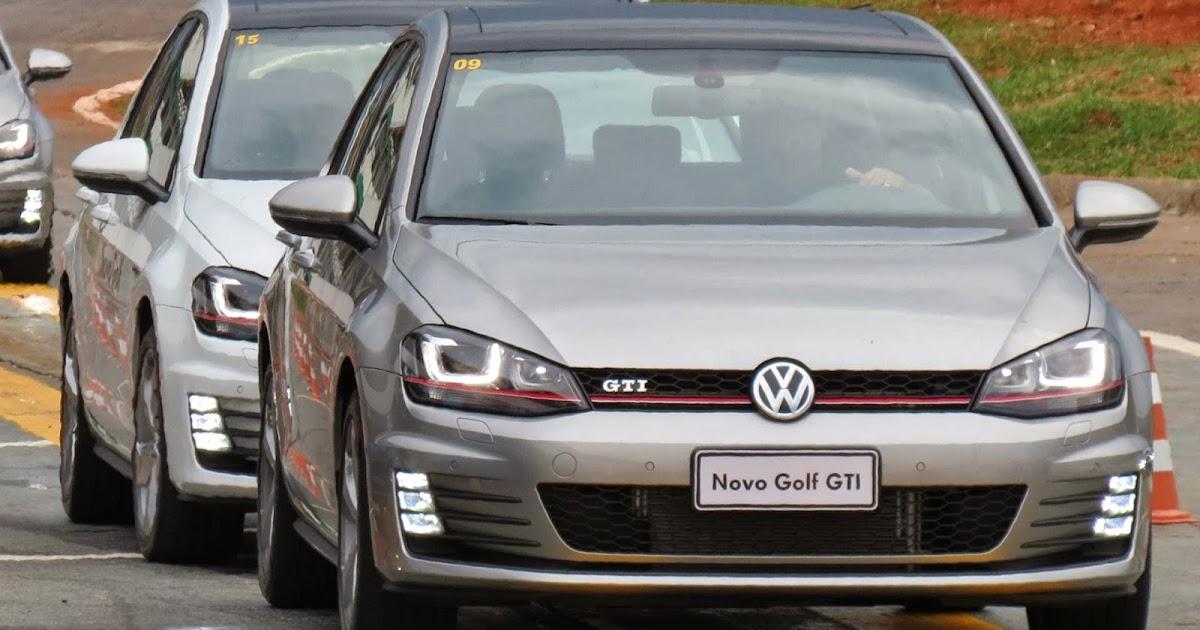 Volkswagen Golf de 8ª geração: lançamento será em 2017