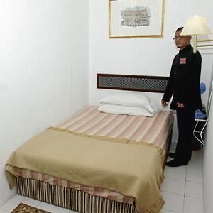 Konsep Hotel Bajet