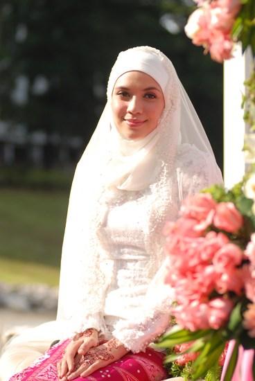 Perkahwinan Diana Danielle dan Farid Kamil