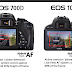 Canon Announces 700D & 100D