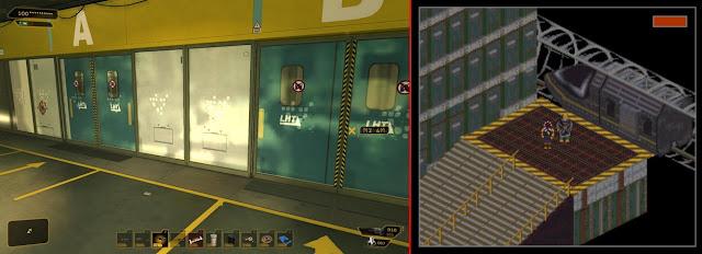 игра Deus Ex Human Revolution и Shadoerun - метро