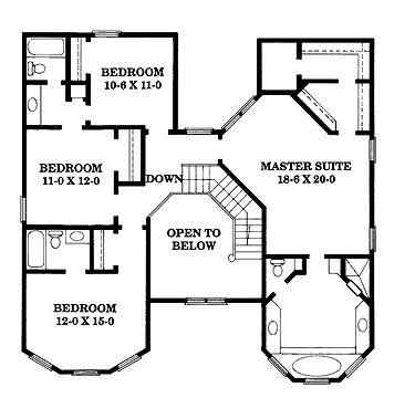 Planos de casas modelos y dise os de casas plano de for Planos de oficinas pequenas