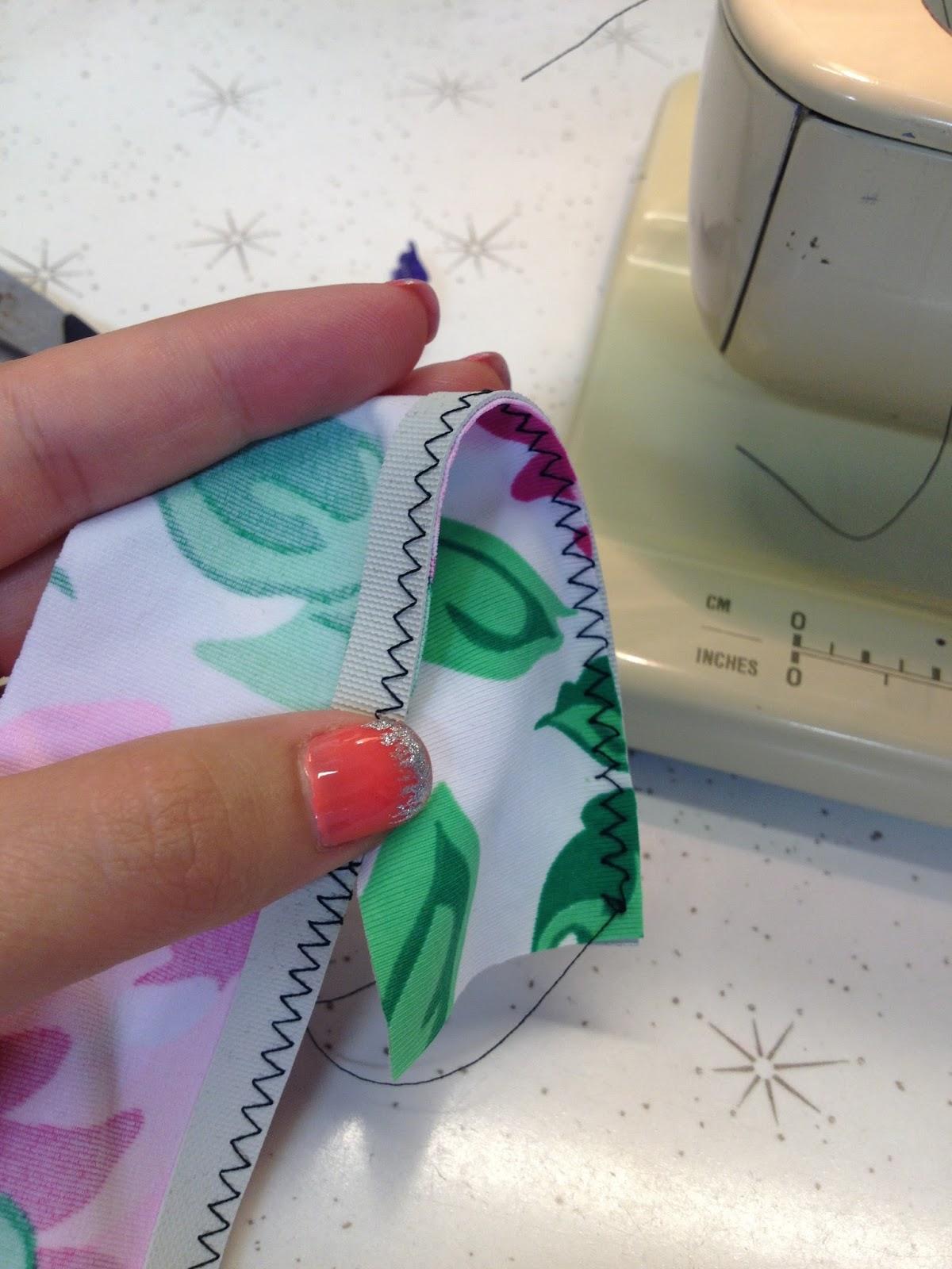 Tutorial: Two Ways to Sew Swimwear Straps – Emerald Erin