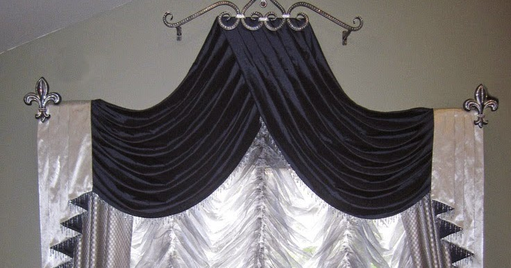 black swag curtains french bedroom curtains 2015 curtain designs