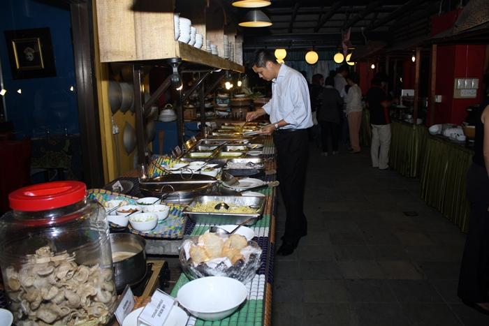 Restoran rebung wedding