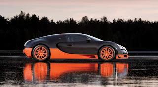 Mobil Sport Tercepat dan Tercanggih didunia