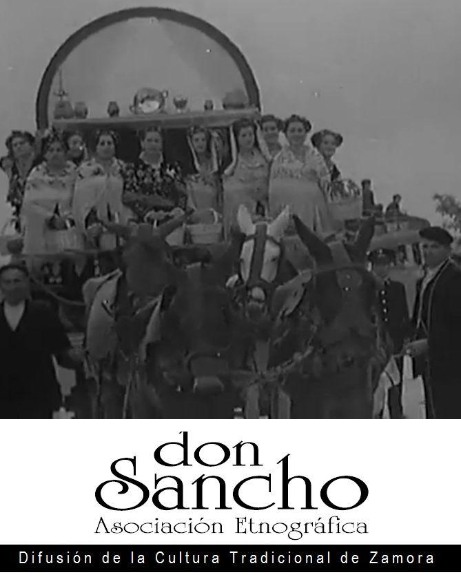DON SANCHO. Difusión de la Cultura Tradicional de Zamora ... - photo#1