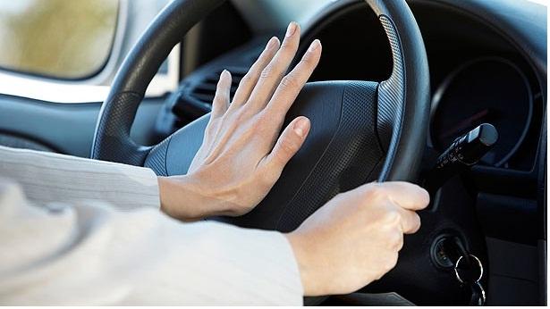 Ford Explorer Beeping Inside Car