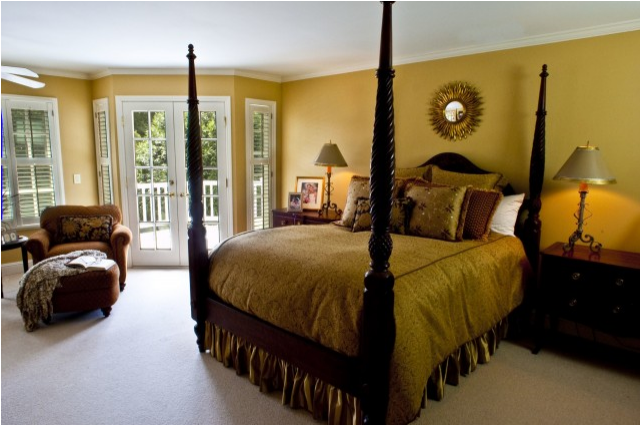 Traditional bedroom design ideas room design ideas for Classic bedroom design