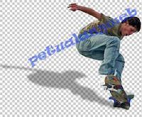 cara mengedit gambar foto dan membuat efek bayangan refleksi pada foto gambar dengan menggunakan photoshop